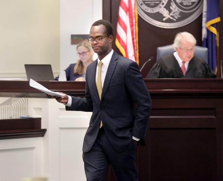 Black Law Clerk Switches Gears After Dylann Roof Trial To