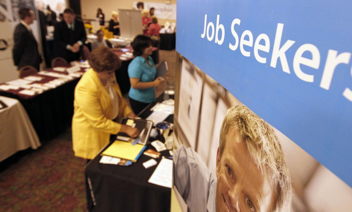 Women still looking as new jobs go mostly to men