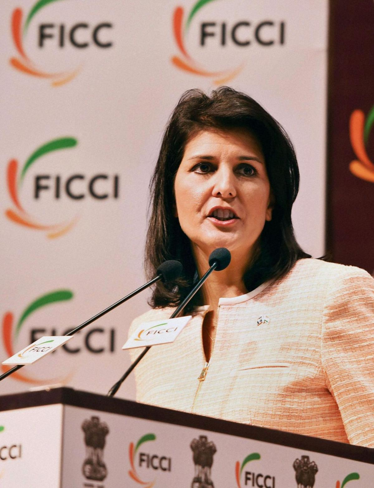 Haley: India trip yields jobs for rural South Carolina county