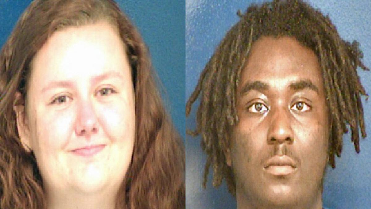Two murrells inlet suspects mugshot