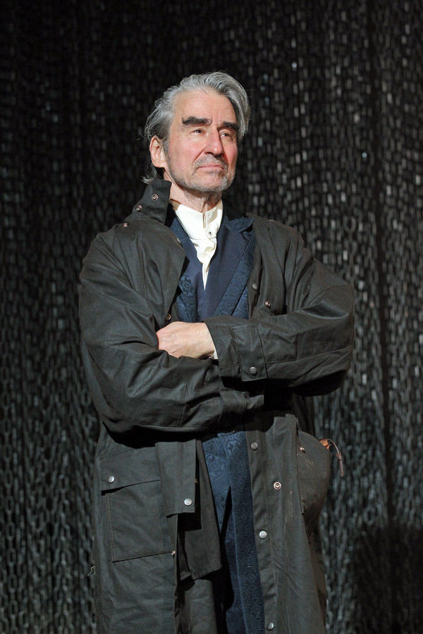 Waterston finally gets crown as King Lear