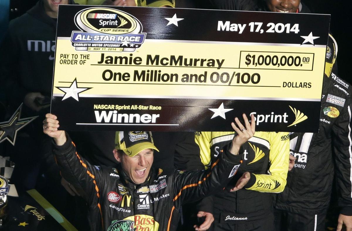 A $1 million-dollar upset by McMurray