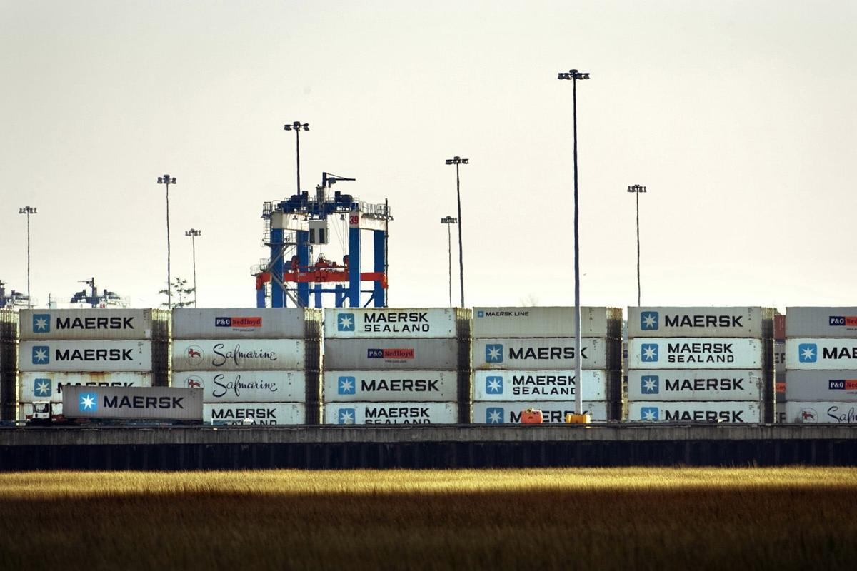 Maersk move a boon for Charleston City stands to see more containerships