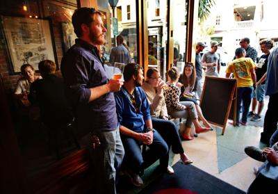 Celebrating suds Charleston Beer Week off to frothy start 'Pint bill'