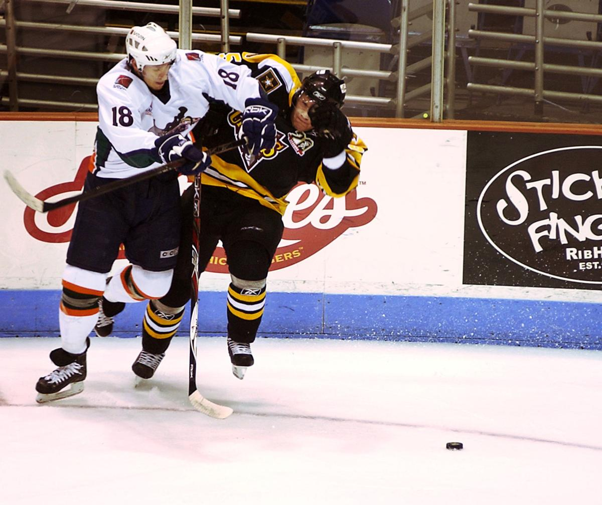 South Carolina Stingrays vs. Johnstown Chiefs Hockey