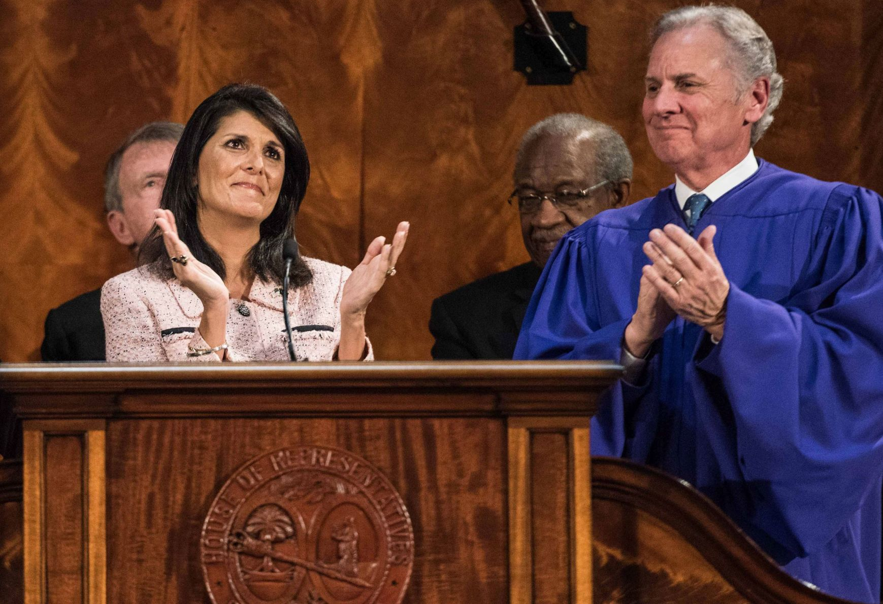 Gov. Nikki Haley meeting with Trump Thursday for administration ...