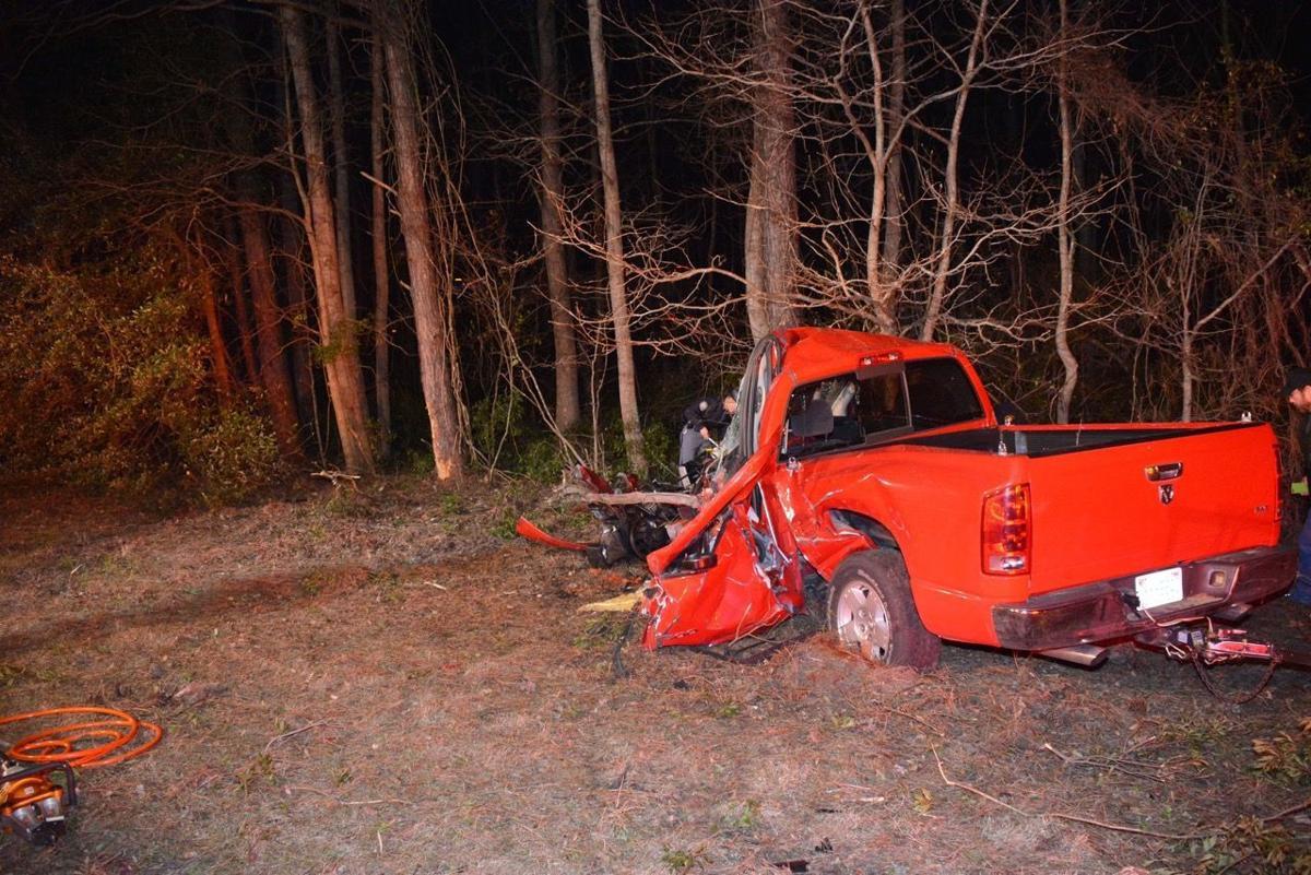 North Carolina man dies in early morning Colleton County crash