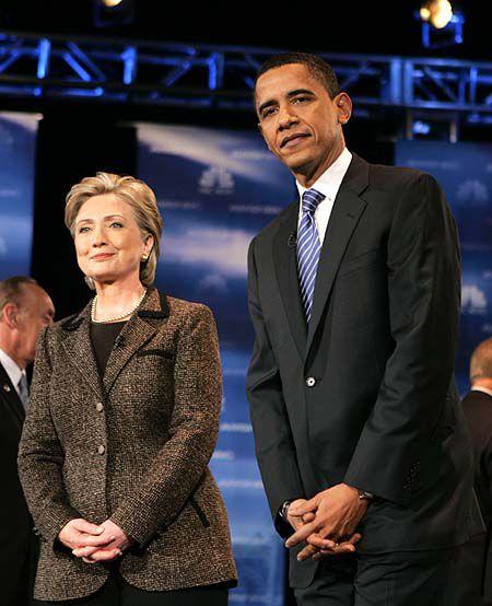 Obama lengthens delegate lead; Clinton ekes out Indiana late