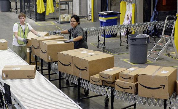 Amazon tax bills come due