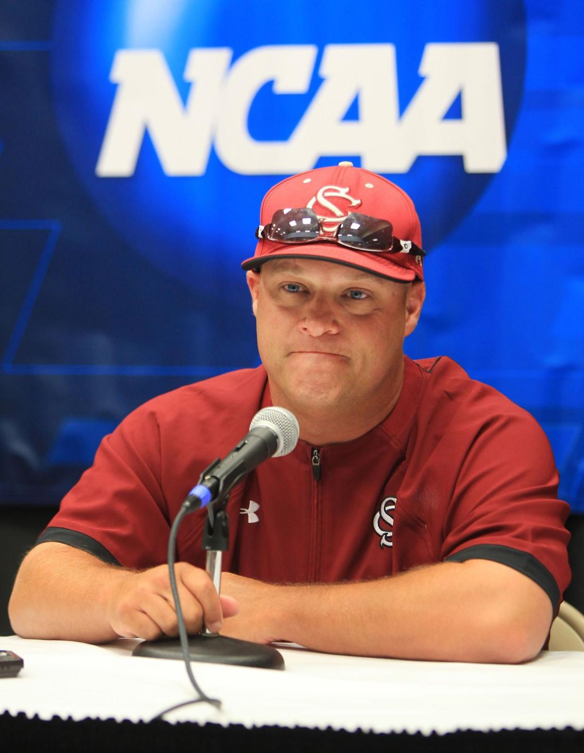 Wil Crowe's 'masterful' shutout exactly what Gamecocks needed in NCAA Columbia Regional
