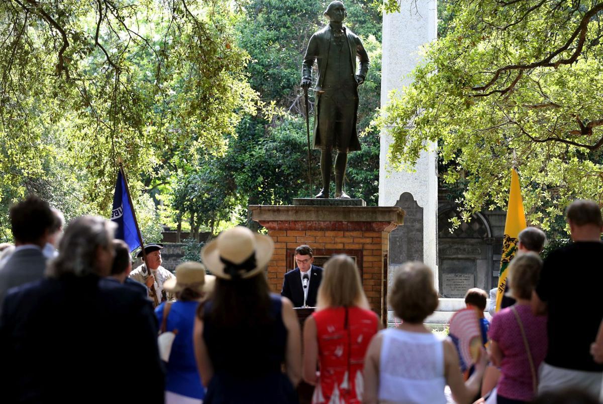 Carolina Day celebrates patriots' victory