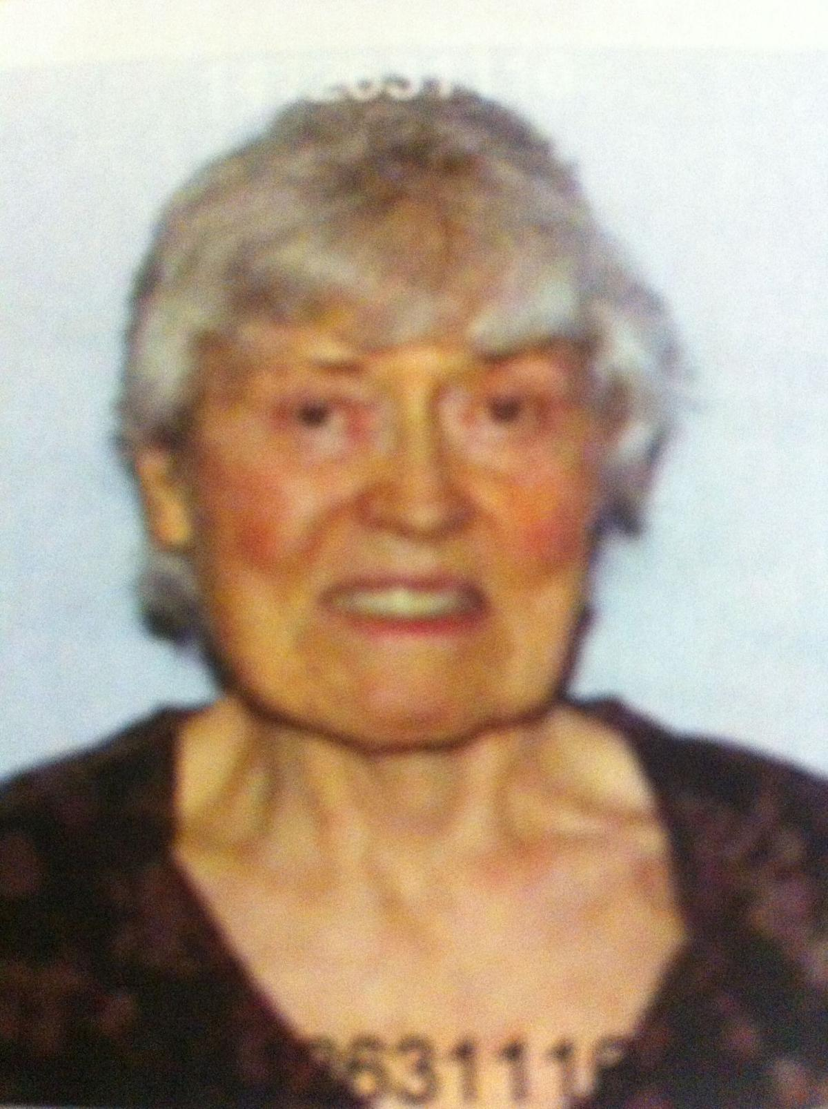 Sheriff's deputies searching for 77-year-old woman reported missing from Hollywood