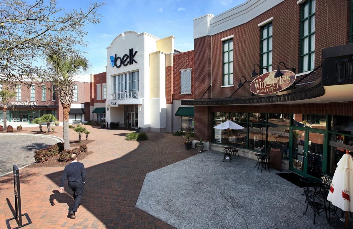 Belk sets date for new men's store opening