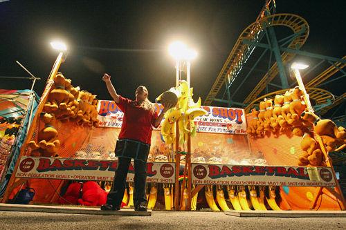 Coastal Carolina Fair schedule