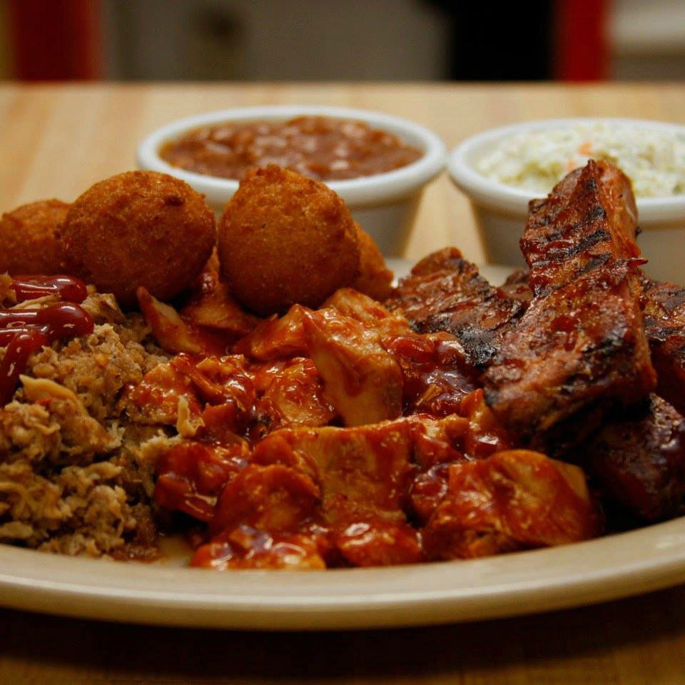 Best Barbecue In South Carolina Comes From The Upstate