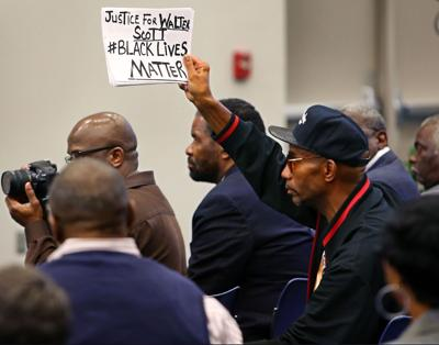 Civil rights groups unify in response to Scott death