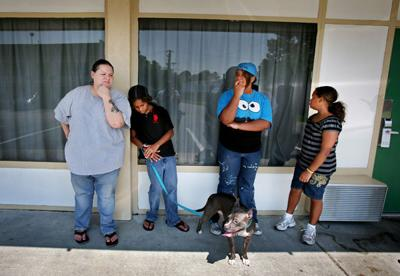 No place to call home: Local mom and 3 kids part of a growing, and unsettling, national crisis