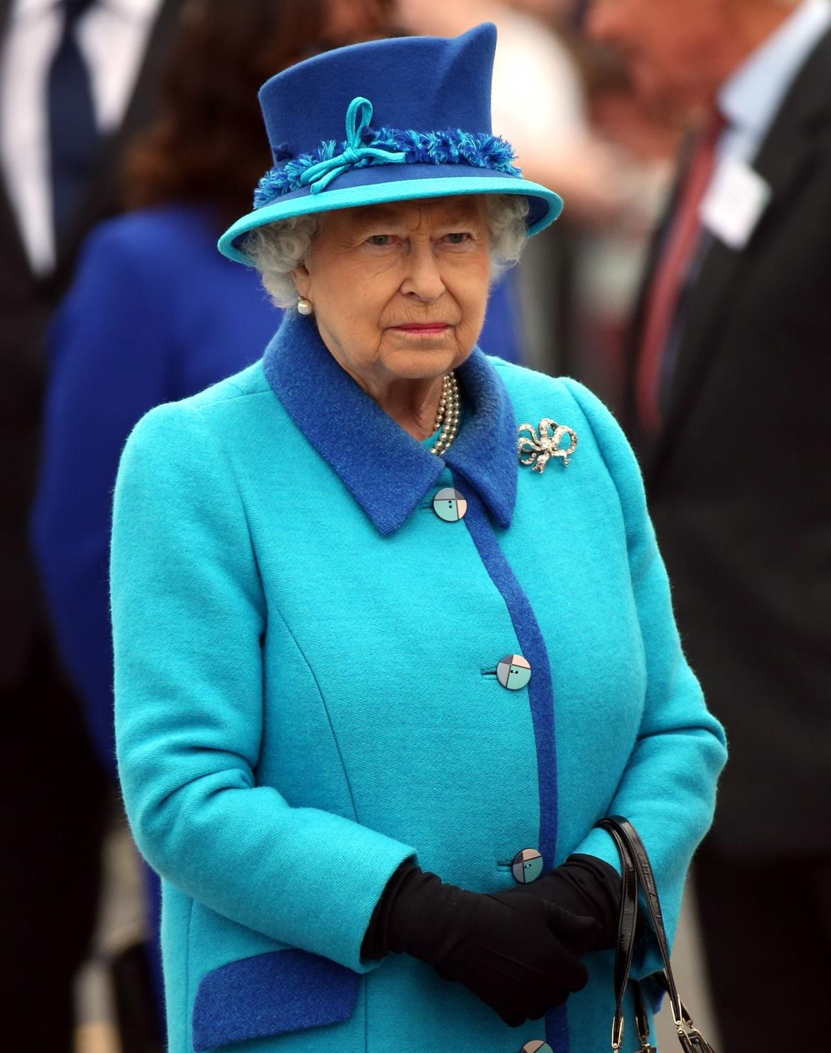 Queen confounds British left by sustaining the royal brand