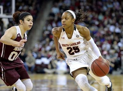 USC guard Mitchell named All-America