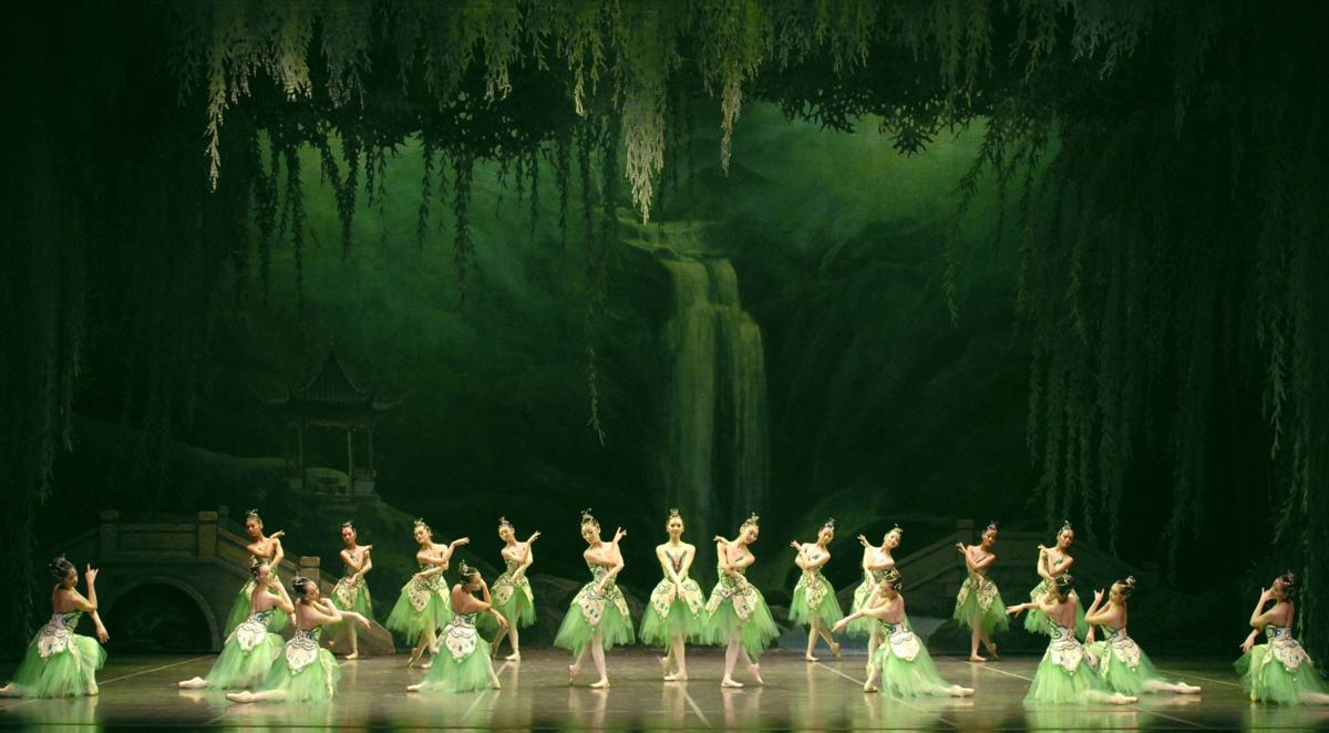 CCA to open season with Shanghai Ballet