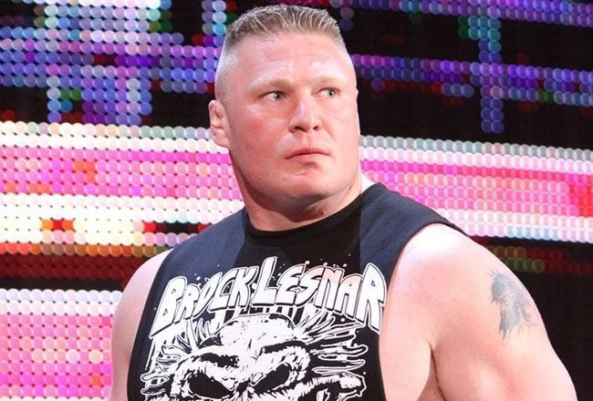 Brock Lesnar delivers bang for the buck
