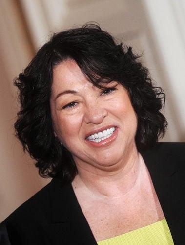 Sotomayor lives her dreams