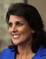 Records show Haley late on taxes
