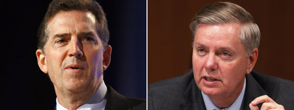 DeMint gets in way of Graham-backed bill