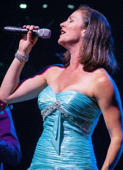 Lawyer by day, torch singer by night