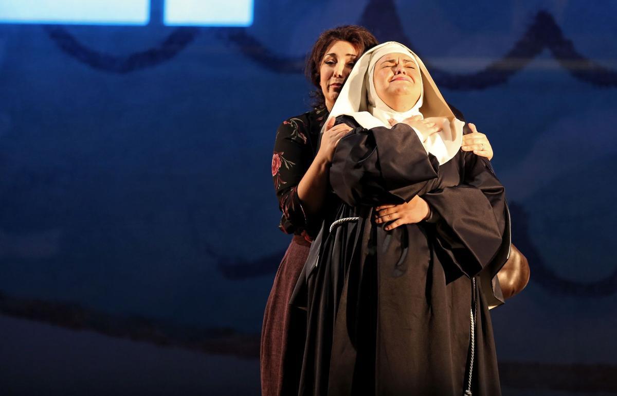 Opera's singing very satisfying