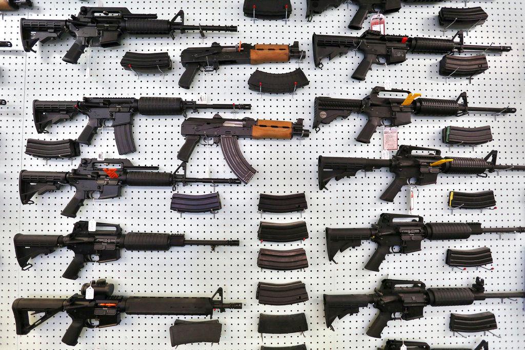 Global Gun Deaths