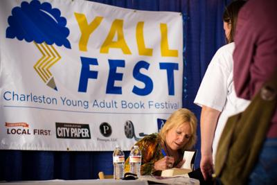 R.L. Stine, Richelle Mead among many authors in town for YallFest
