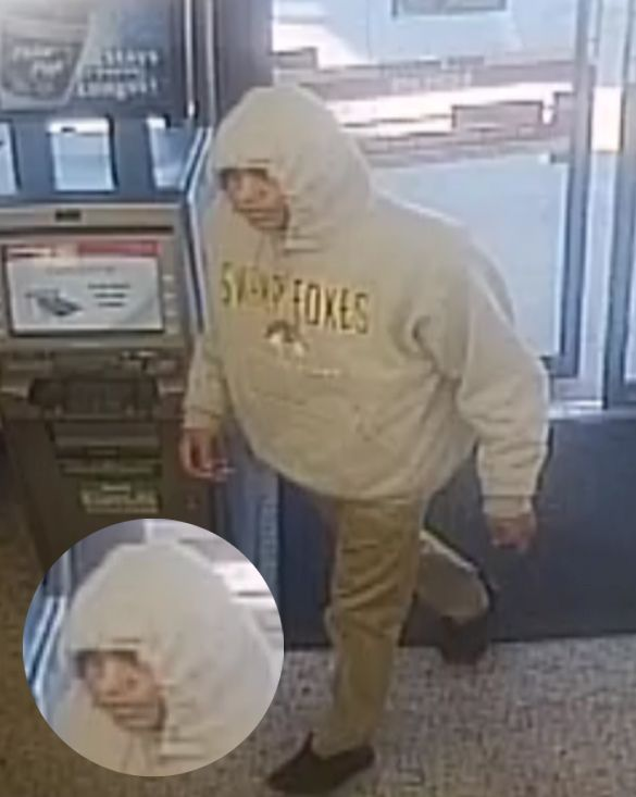 Berkeley County Sheriff releases photo of armed robbery suspect