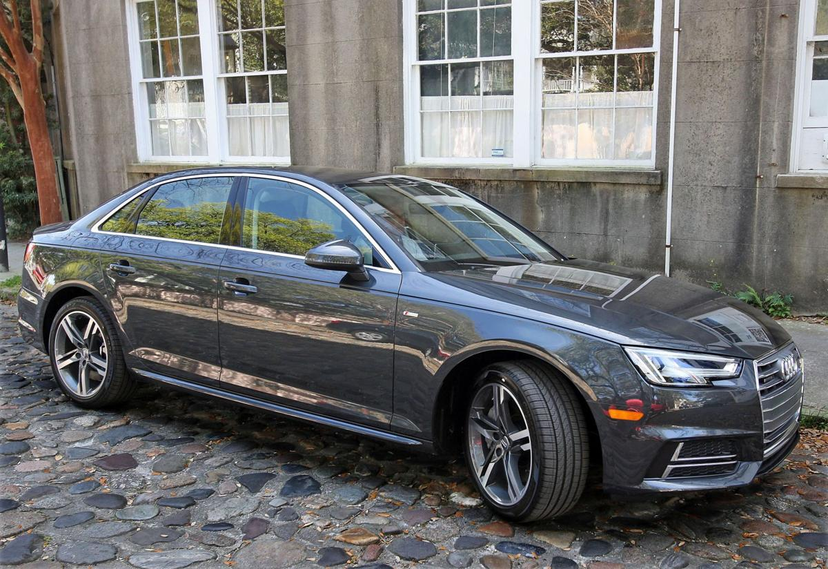 All For 4 2017 Audi sedan commands action visuals, safety extras, power bump