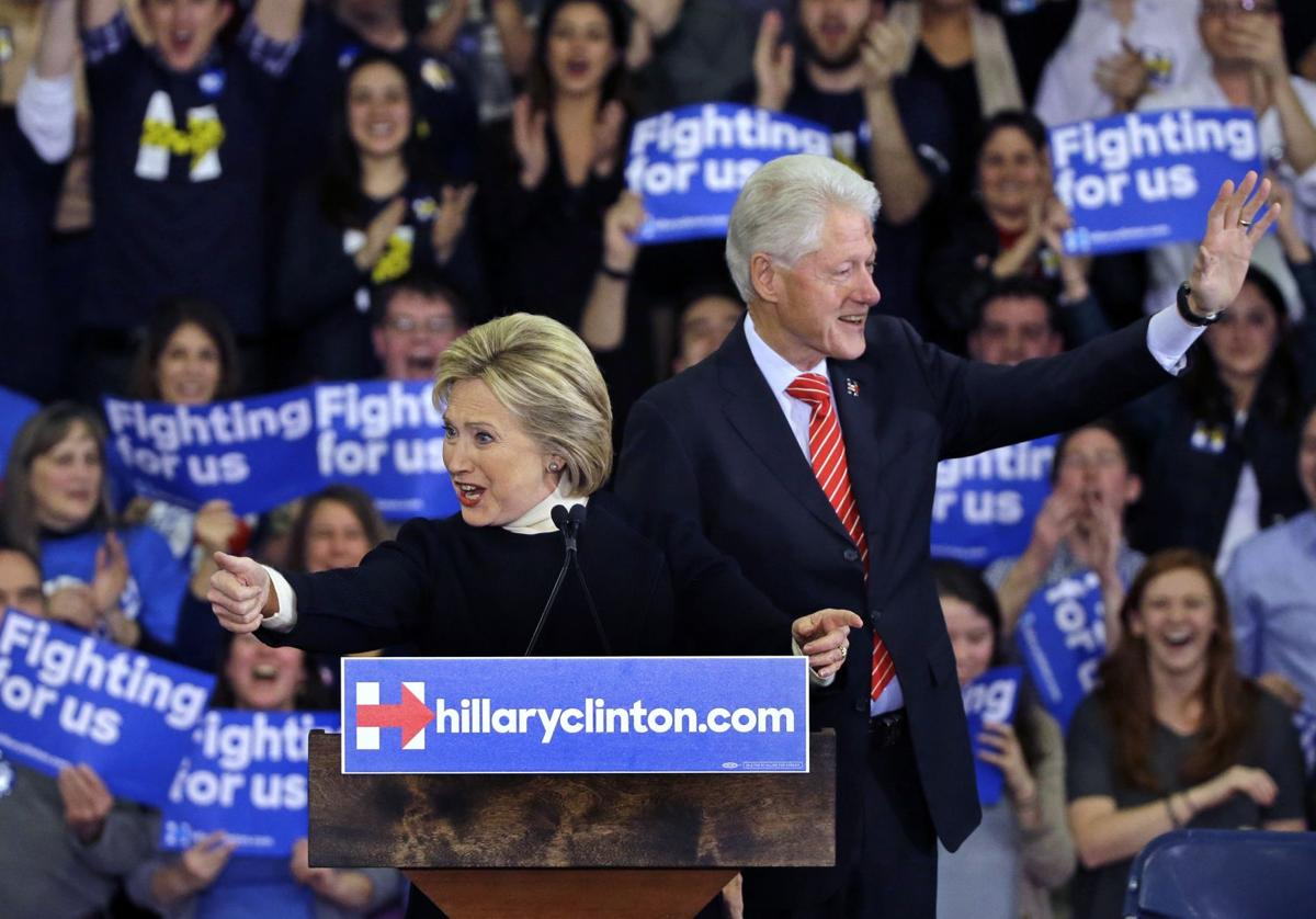 Palmetto Sunrise: The Clintons campaigning in South Carolina this weekend