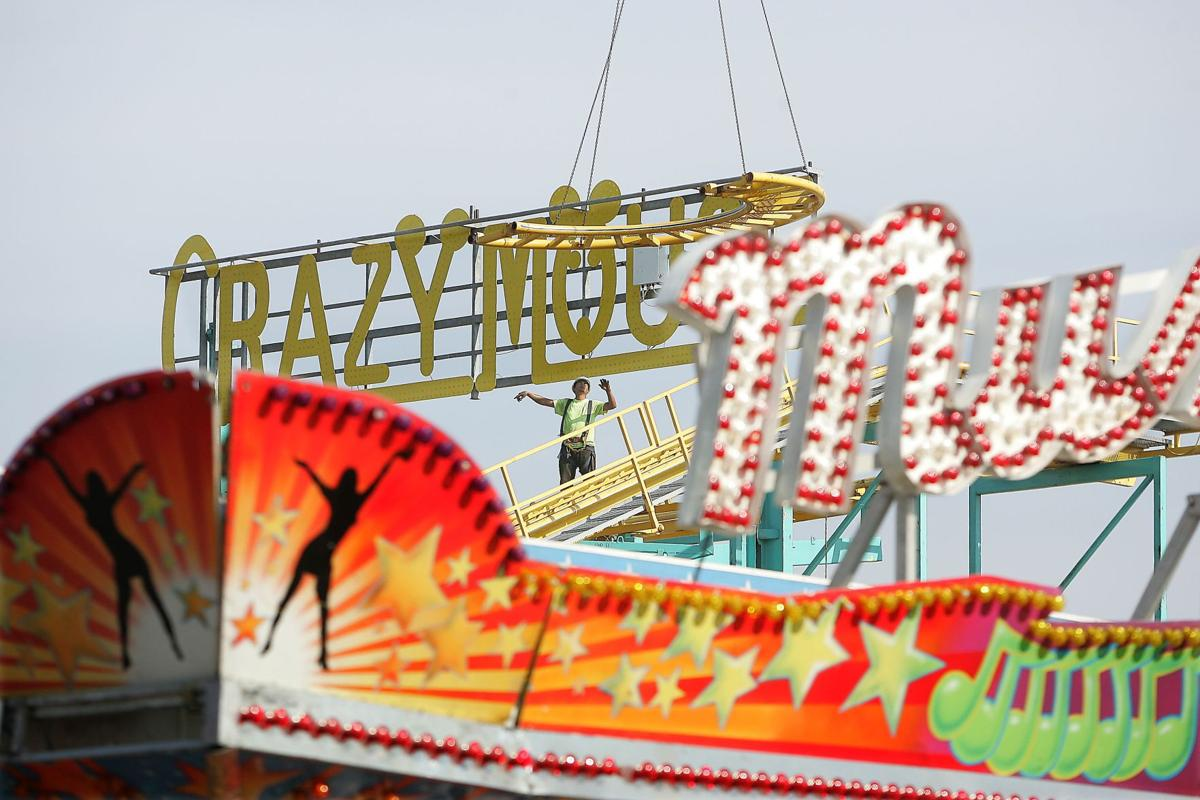 Coastal Carolina Fair to open gates today