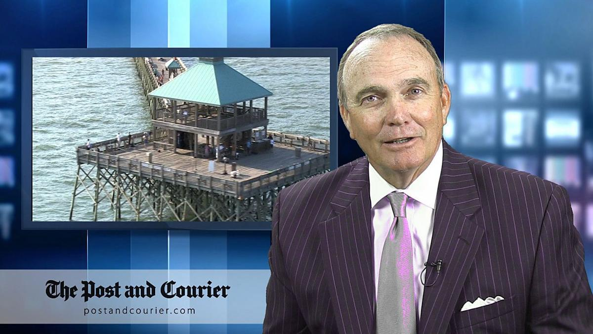 My Charleston Today: Warren Peper looks at Folly Beach being a finalist as an All-America City, also an Edisto slave cabin that is headed for the Smithsonian
