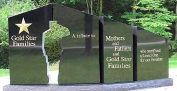 South Carolina Gold Star Families Monument
