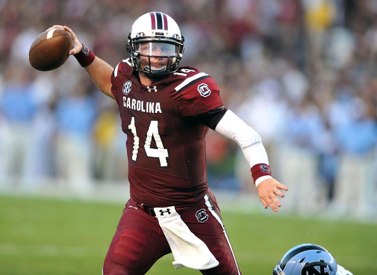 Gamecocks' top 10 quarterbacks: Jake Bentley aims to join ...