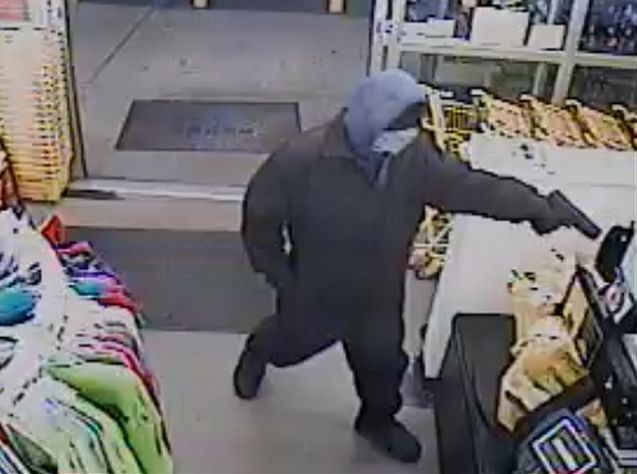 Surveillance photos of West Ashley Dollar Store robbery released