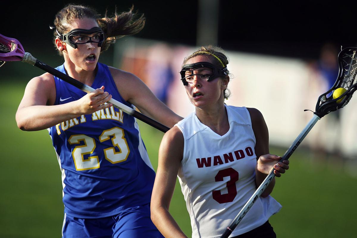 Wando tops Fort Mill in girls lacrosse