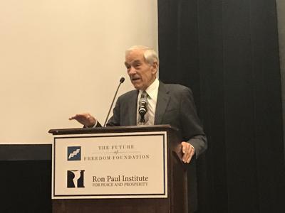 Ron Paul Charleston 2018