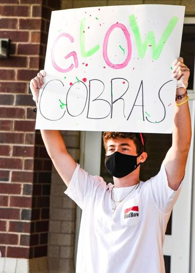 Student Council spreads school spirit at Cane Bay Highschool