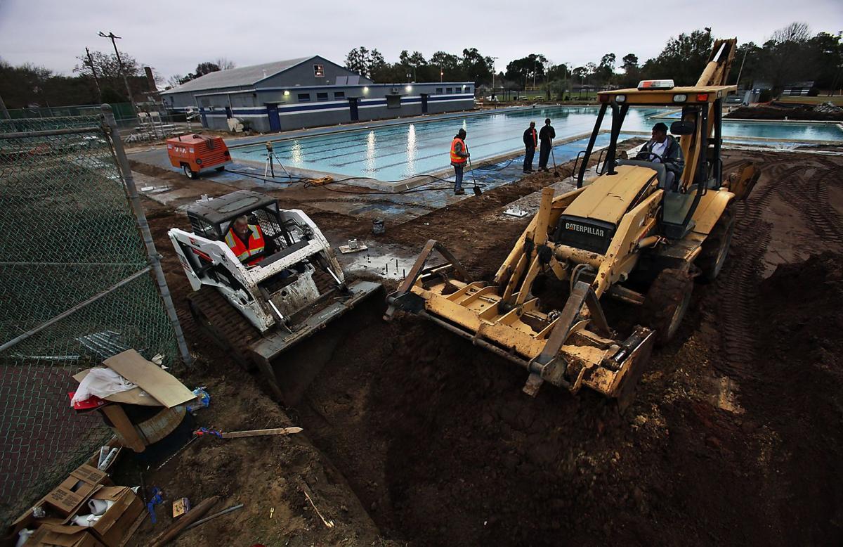 Danny Jones Pool price tag rises