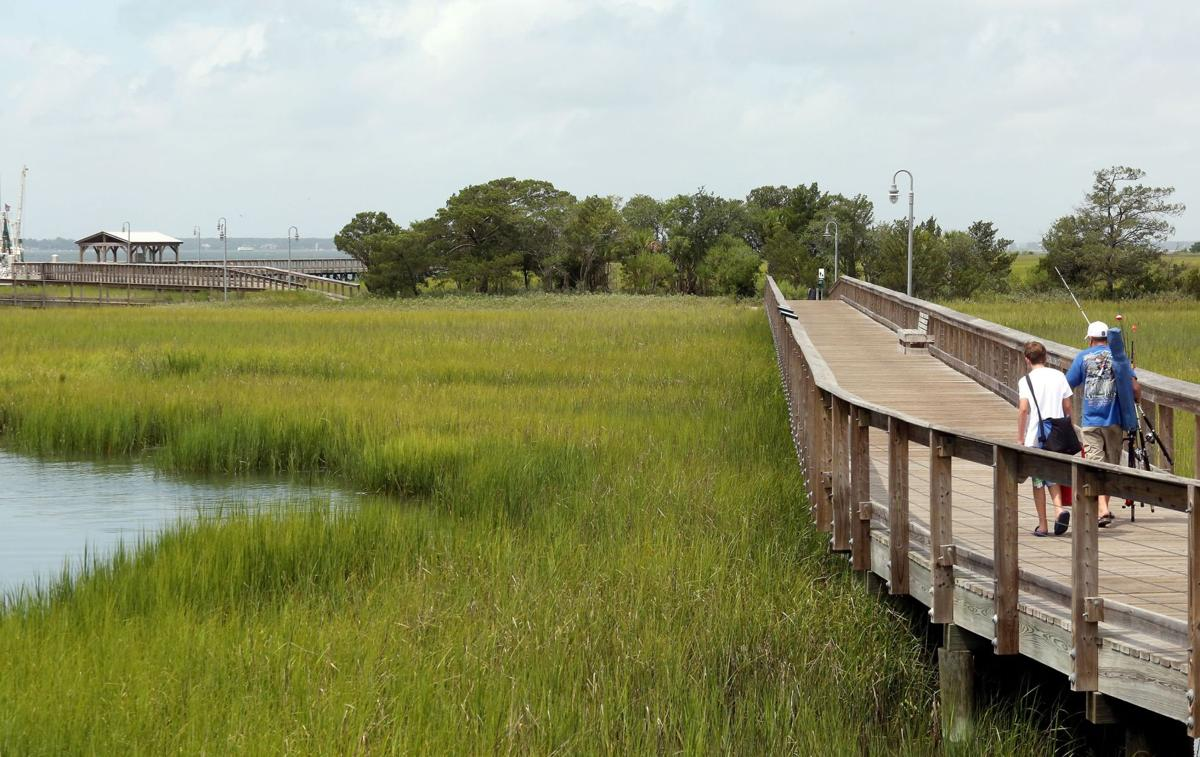 Mount Pleasant calls special council meeting to discuss Shem Creek Park