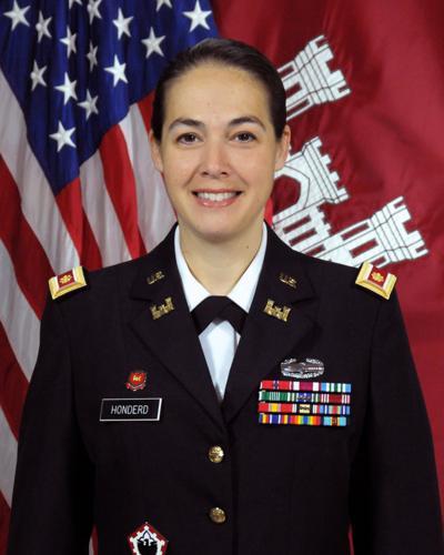 Rachel Honderd Army Corps