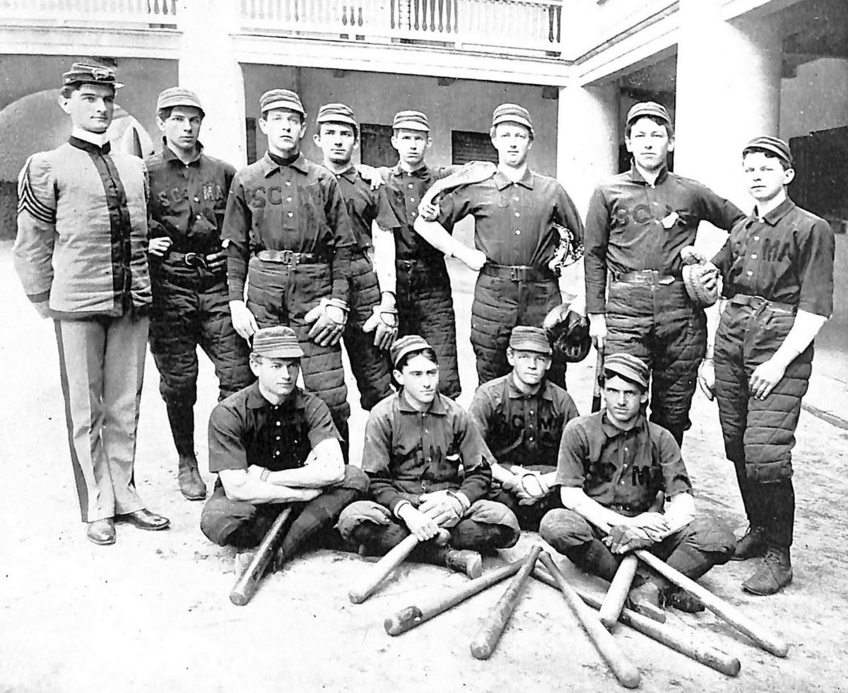 Citadel baseball 1900