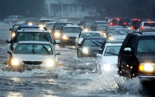 Roads reopen after flooding, outages in West Ashley, James Island