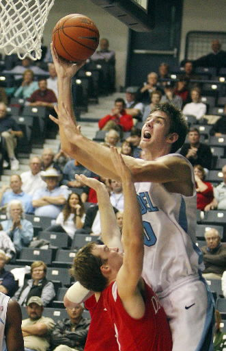 Davidson at The Citadel Basketball