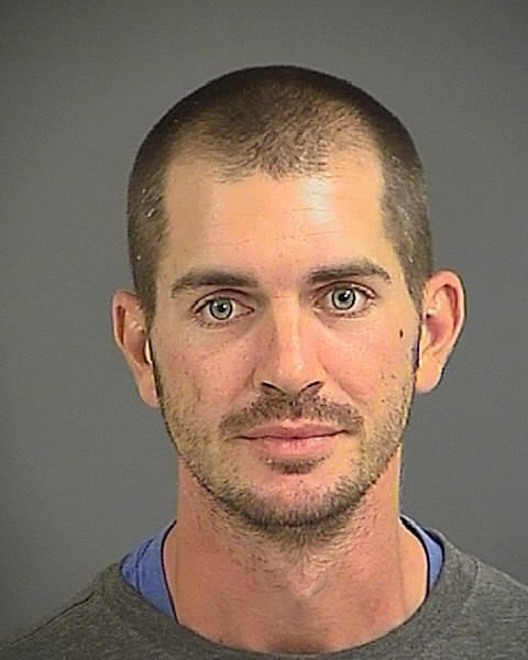 Folly Beach man accused of West Ashley apartment burglary